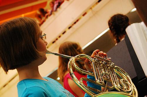 Blasorchester Marienschule