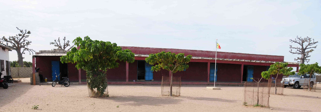 Partnerschule Senegal