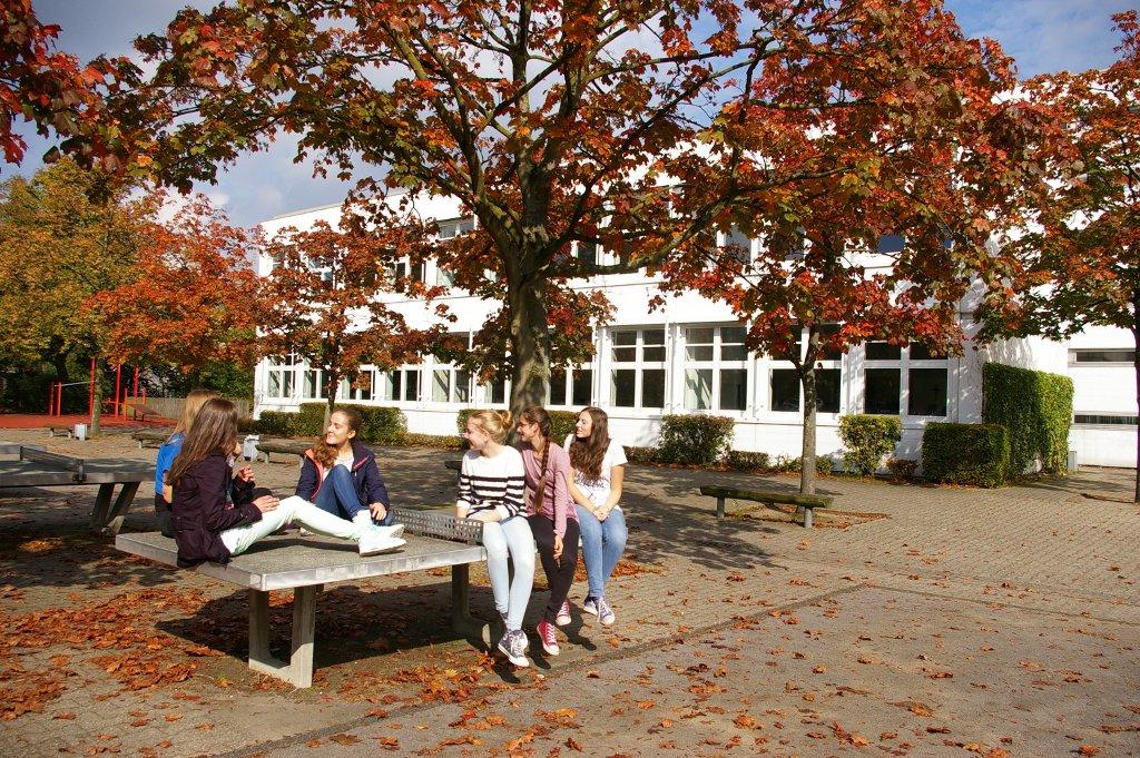 Herbst Marienschule