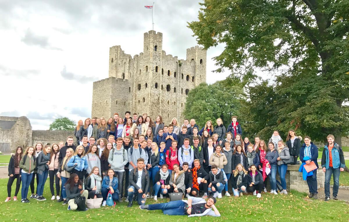 Studienaufenthalt in Rochester, England: Anmeldung beginnt