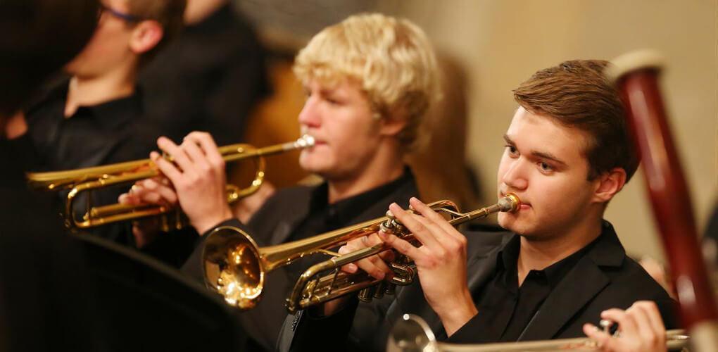 Wiederbeginn der Proben mit dem Sinfonieorchester und dem Vororchester