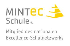 MINT-EC Logo: Mitglied des nationalen Netzwerks