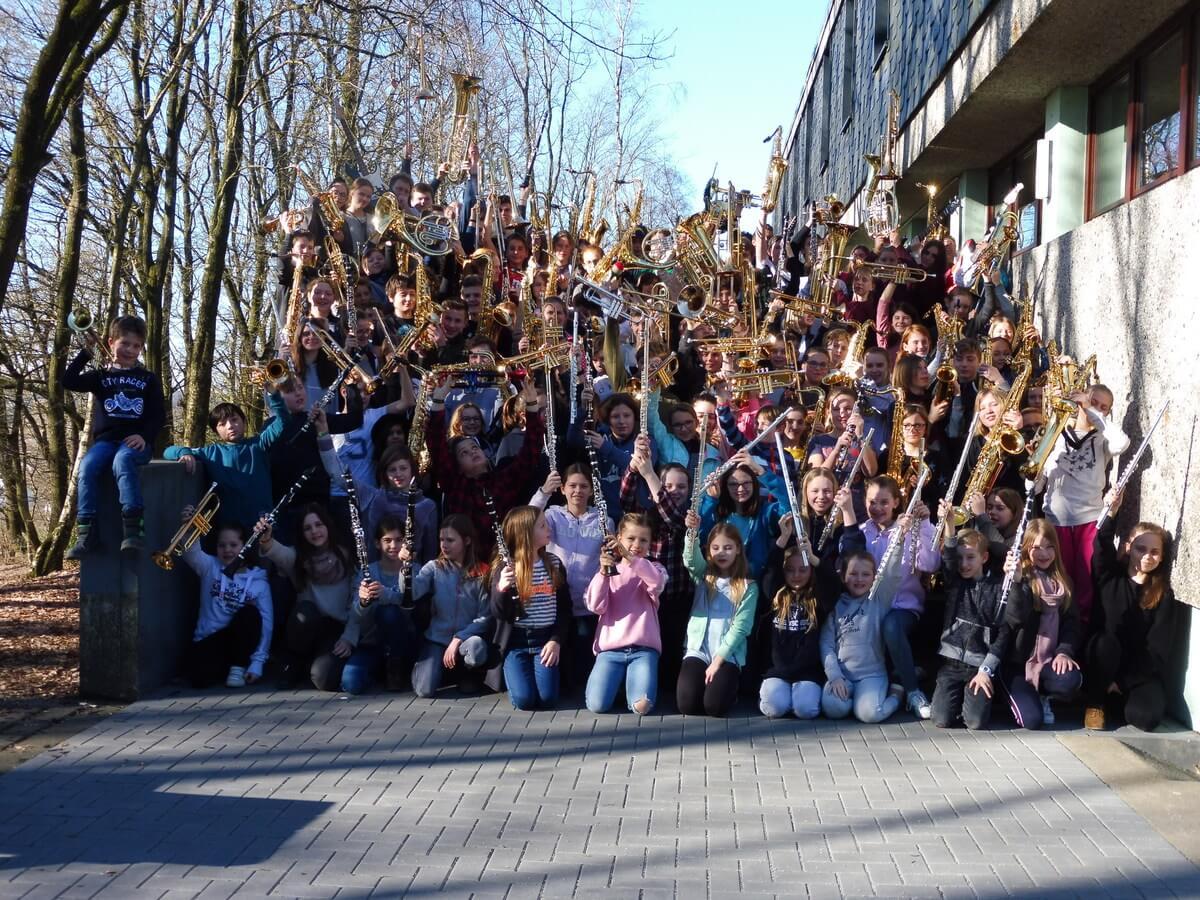 Gute Laune trotz Hindernissen – Probenfahrt nach Lindlar 2019