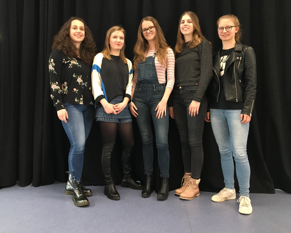 Frauenpower beim Poetry Slam