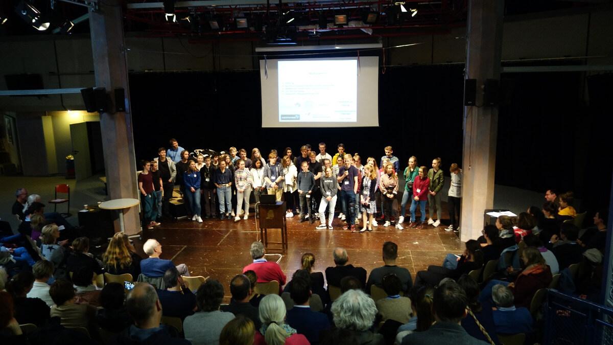 Marienschülerinnen nahmen an der SV-Tagung in Göttingen teil