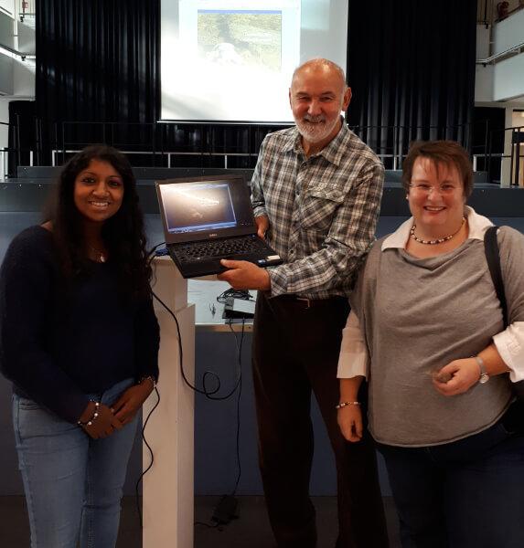 Mit dem Polarforscher Prof. Dr. Sittler auf den Spuren der Lemminge