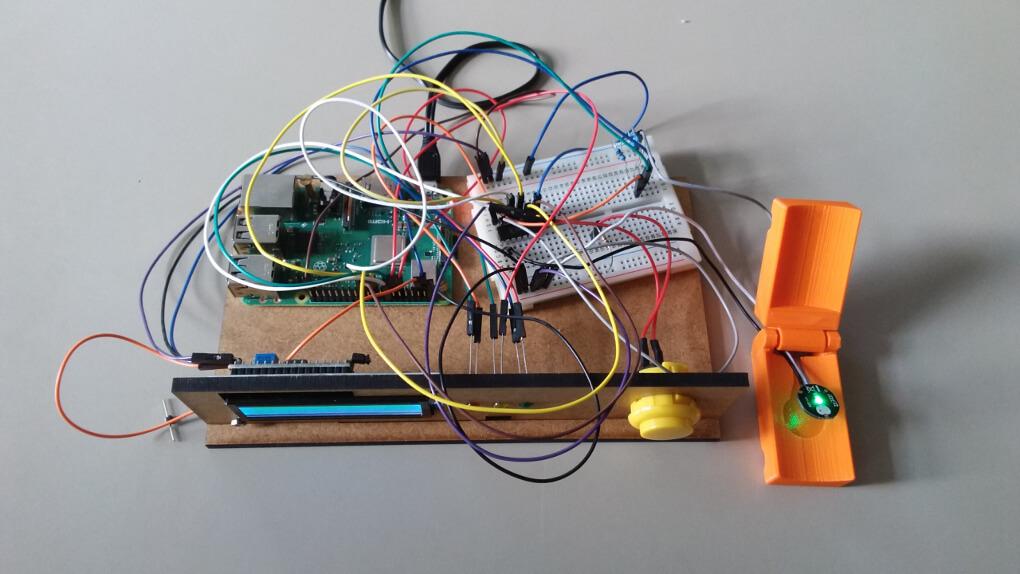 MINT-Workshop: Einen eigenen Pulsmesser selber gebaut