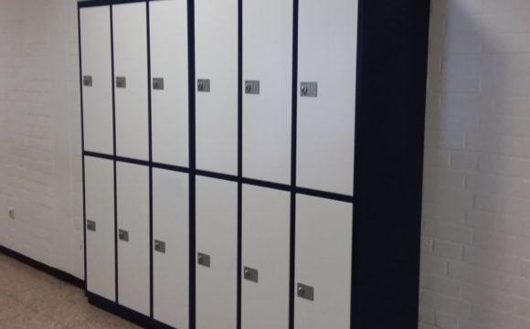 Neue Schließfächer von AstraDirect