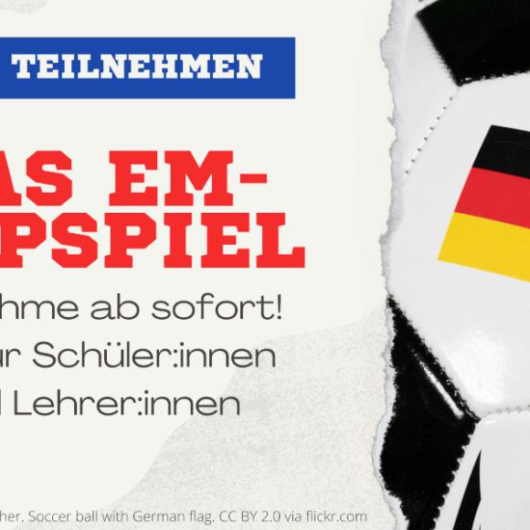 BMS startet Tippspiel zur Fußball-Europameisterschaft