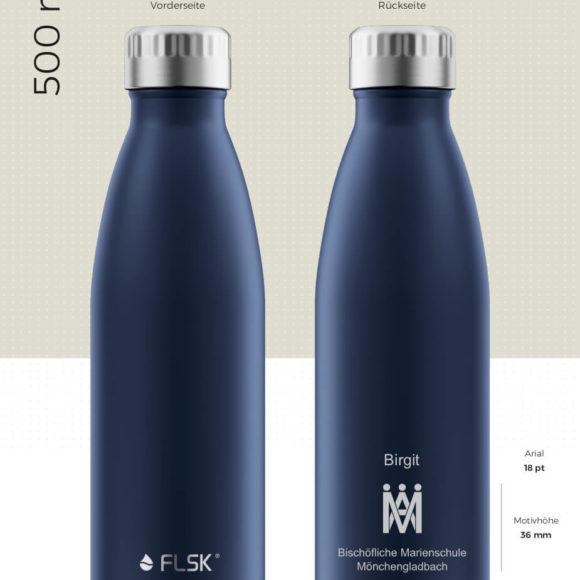 Neue Runde: Erneute FLSK-Flaschenbestellung möglich