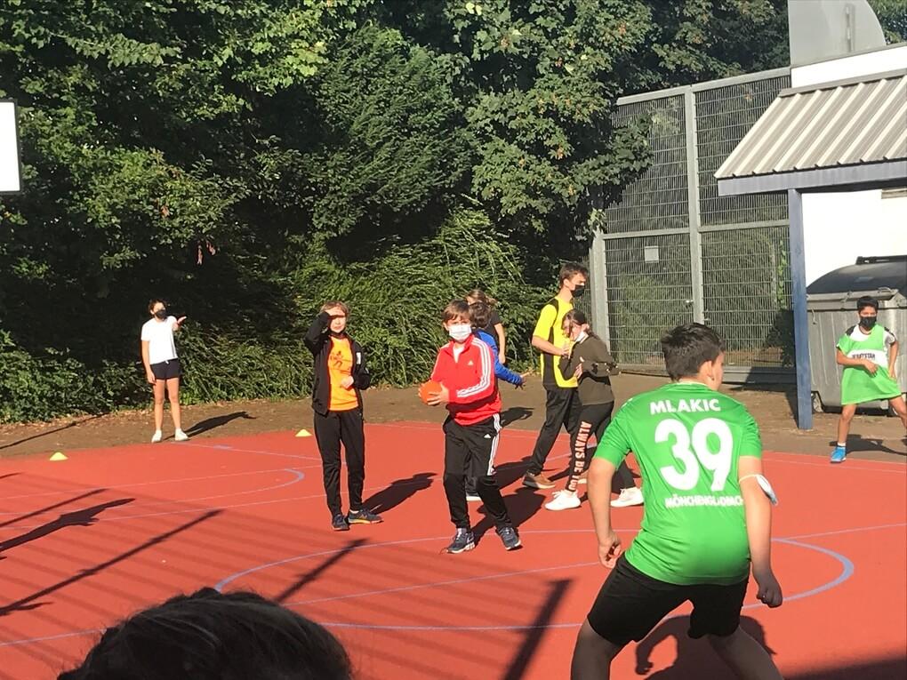 Schulsportstafette gegen Bewegungsmangel